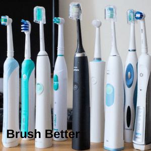 Explore alternatives oral hygiene tools