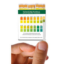 Test Salivary pH