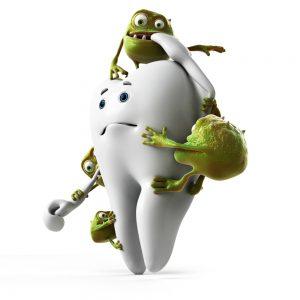 teeth bacteria