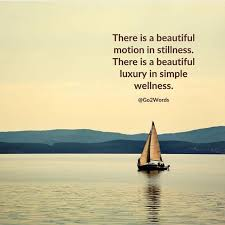 beautiful stillness